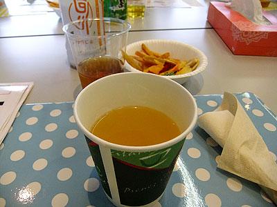 オニオンスープ@楽天マートさんの試食会